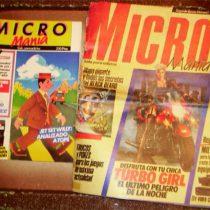 Mis revistas de Spectrum y otros cacharros (III)