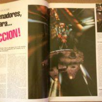 Mis revistas de Spectrum y otros cacharros (y IV)