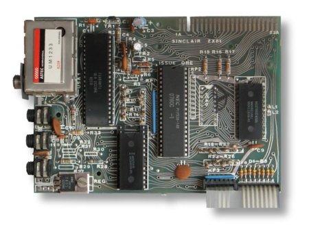 Placa madre del ZX-81