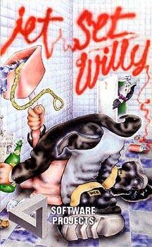 """Carátula de """"Jet set Willy"""""""