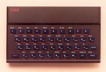 Sinclair ZX-82 prototipo