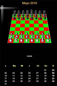 El QL Chess en el calendario de QL Wiki