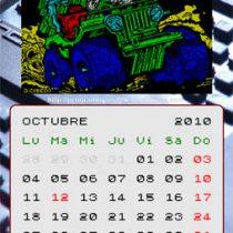 Calendarios 2010