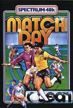 Carátula de Match Day para Spectrum