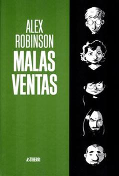 """Portada del """"Volumen único"""" de Malas Ventas"""