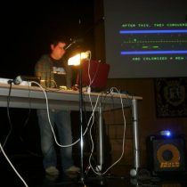 El chef del chiptune