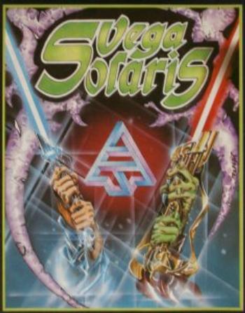 Caratula de Vega Solaris