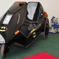El nuevo Batmóvil