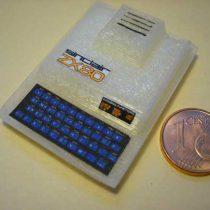 Imprimiendo un ZX-80