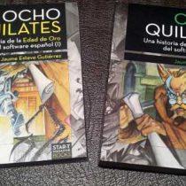 Dos lingotes de ocho quilates