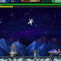 Remake de Lunar Jetman
