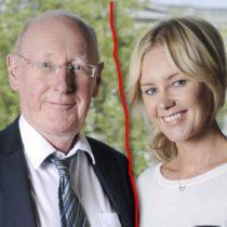 ¡Sir Clive se divorcia!