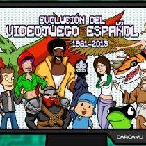 El videojuego español resumido en 15 minutos