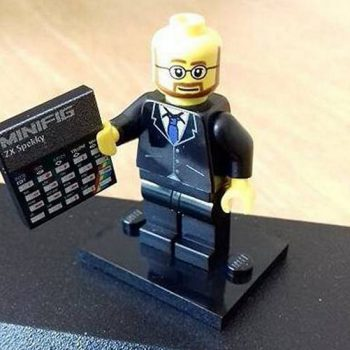 Lego Clive
