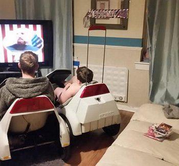 Otra forma de ver la TV